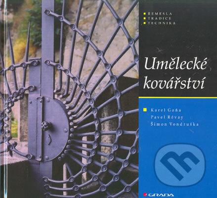 Umělecké kovářství a zámečnictví kniha