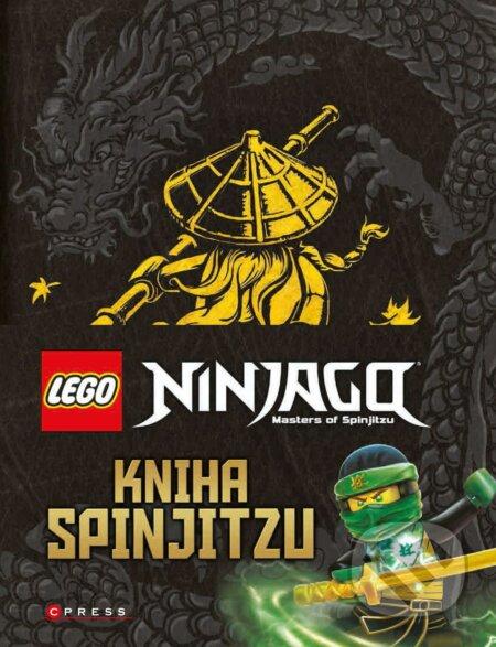 LEGO® NINJAGO: Kniha Spinjitzu -