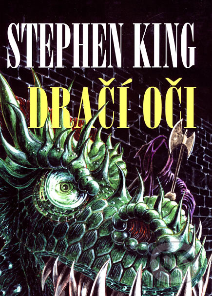 Kniha Dračí oči (Stephen King)