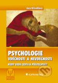 Psychologie vd��nosti a nevd��nosti