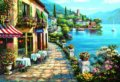 Sung Kim, Overlook Café
