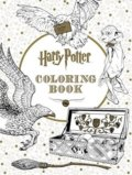 Harry Potter Coloring Book 1