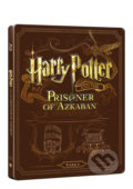 Harry Potter a vězeň z Azkabanu Steelbook