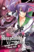 Highschool of the Dead (Volume 5)