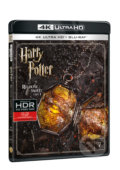 Harry Potter a Relikvie smrti - část 1. Ultra HD Blu-ray