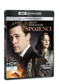 Spojenci Ultra HD Blu-ray