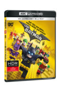 Lego Batman Film Ultra HD Blu-ray