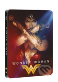Wonder Woman 3D Steelbook