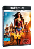 Wonder Woman Ultra HD Blu-ray