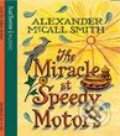The Miracle at Speedy Motors (audio CD)