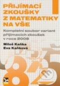 P�ij�mac� zkou�ky z matematiky na V�E