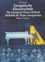 Europäische Klavierschule / The European Piano Method / Méthode de Piano européenne