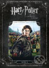 Harry Potter a Ohnivá čaša (1 DVD) - Mike Newell