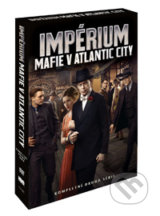 Impérium-Mafie v Atlantic City 2. série 5DVD