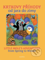 Krtkovy příhody od jara do zimy / Little Mole's Adventures from Spring to Winter