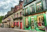 Petit Champlain Neighbourhood, Quebec