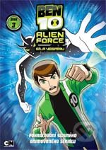 BEN 10: Alien Force 3.