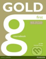 Gold First - Coursebook - Jan Bell, Amanda Thomas