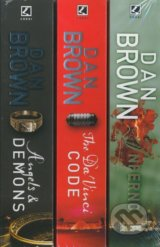 Dan Brown (Box Set)