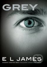Grey (v ceskem jazyce) (E L James)