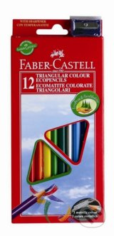 Pastelky ECO Triangular Faber Castell -