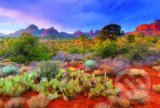 Red Rock Dusk, Arizona, USA