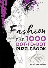 Fashion: 1000 Dot-to-Dot Puzzle Book