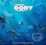 Thomas Newman: Hledá se Dory Soundtrack - Thomas Newman