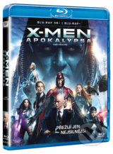 X-Men: Apokalypsa 3D