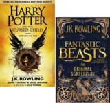 Harry Potter and the Cursed Child (Parts I & II) + Fantastic Beasts and Where to Find Them - J.K. Rowling, Jack Thorne, John Tiffany