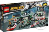 LEGO Speed Champions 75883 MERCEDES AMG PETRONAS Formula One™ Team -