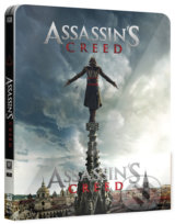 Assassin's Creed 3D Steelbook
