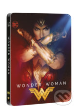 Wonder Woman 3D Steelbook - Patty Jenkins