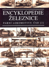 Encyklopedie zeleznice - Parni lokomotivy CSD (2)