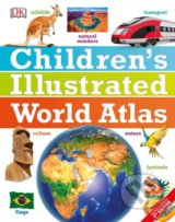 Children's Illustrated World Atlas -