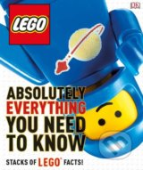 LEGO Absolutely Everything You Need to Know -