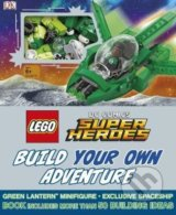 LEGO DC Comics Super Heroes Build Your Own Adventure -