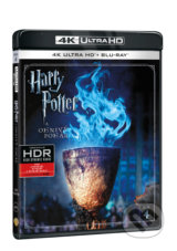 Harry Potter a Ohnivý pohár Ultra HD Blu-ray - Mike Newell