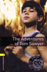 The Adventures of Tom Sawyer (+ CD Pack) - Mark Twain