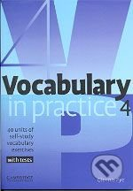 Vocabulary in Practice 4 - Intermediate - Glennis Pye