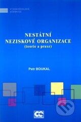 Nestatni neziskove organizace (Petr Boukal)