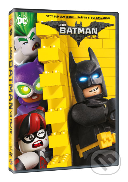 Lego Batman vo filme - Chris McKay