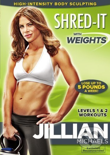Jillian Michaels: Shred It With Weights -