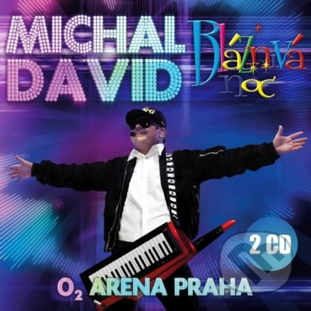 Michal David : Bláznivá noc - Michal David