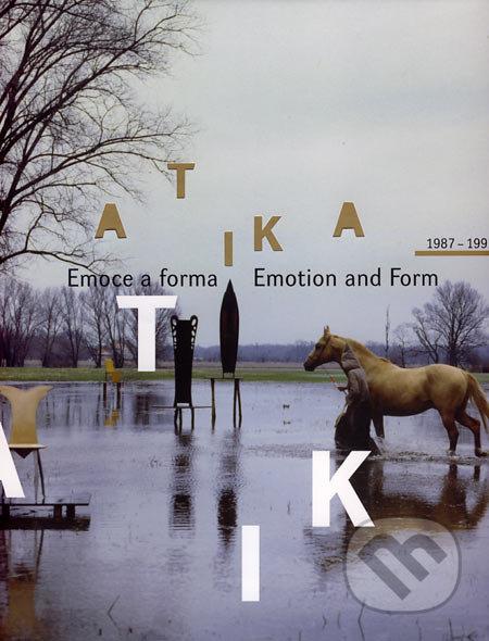 Atika 1987 - 1992 - Dagmar Koudelková
