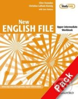 New English File - Upper-intermediate - Workbook with MultiROM - Clive Oxenden