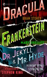 Frankenstein / Dracula / Dr. Jekyll and Mr. Hyde