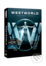 Westworld 1. série Ultra HD Blu-ray - Jonathan Nolan, Richard J. Lewis, Neil Marshall, Vincenzo Natali, Jonny Campbell, Fred Toye, Stephen Williams, Michelle MacLaren